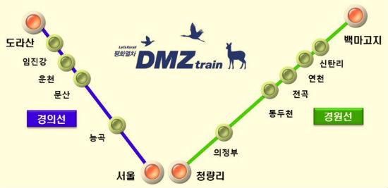 코레일, 평화열차 'DMZ-train' 시승단 모집