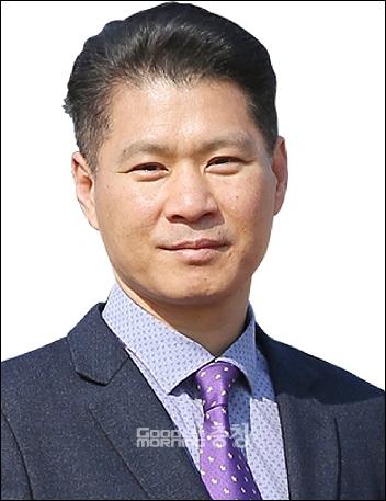 충청남도 공무원노조 김태신 위원장.